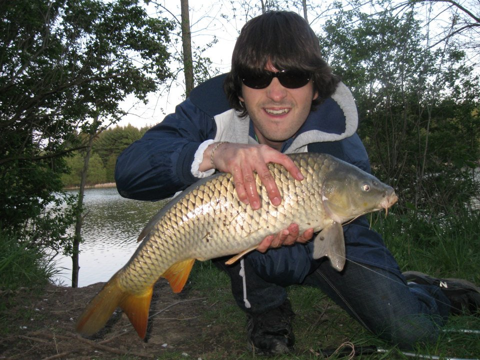526709 2964017793360 1040390033 n Fishing for carp at Milne Dam