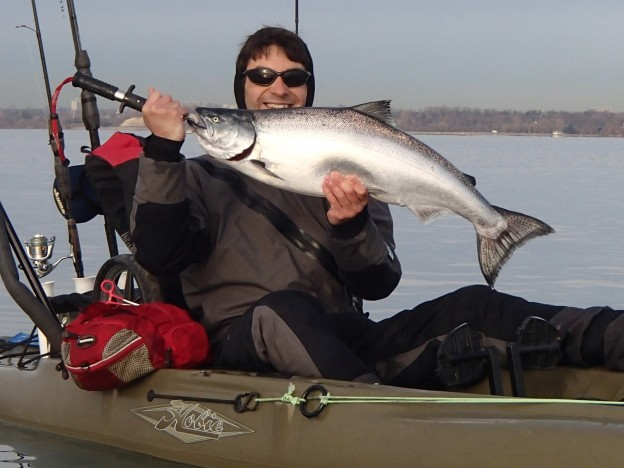 March Kayak Chinook